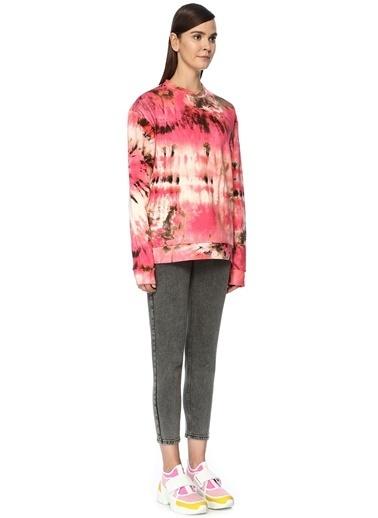 MSGM Sweatshirt Pembe